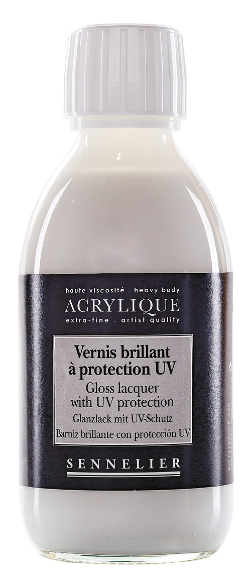 Gloss lacquer with UV protection n125005-250vernisbrillant