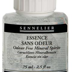 odor free mineral spirits