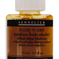 fluid n dry (fluid alkyd medium)