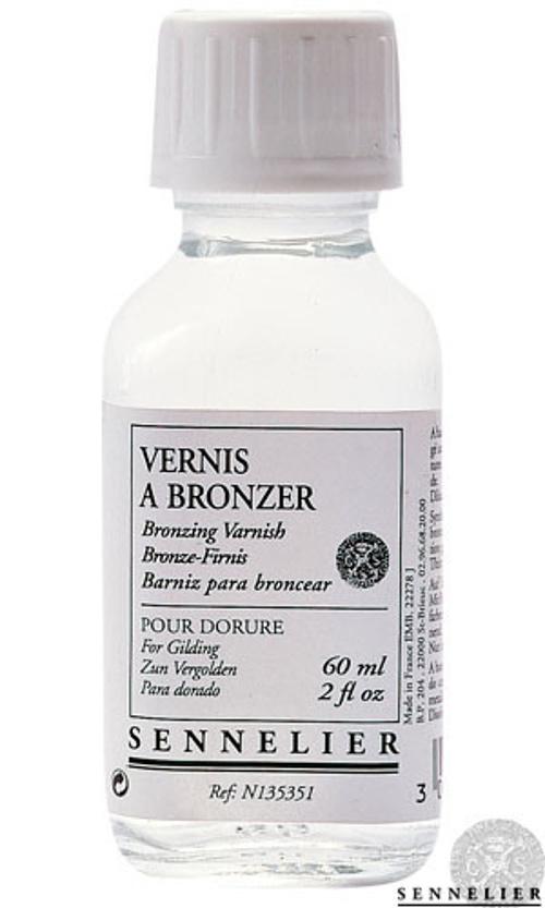 Bronzing varnish 0