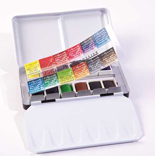 Classic watercolour boxes 0
