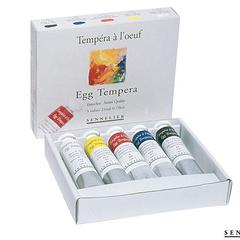 tempera starter set