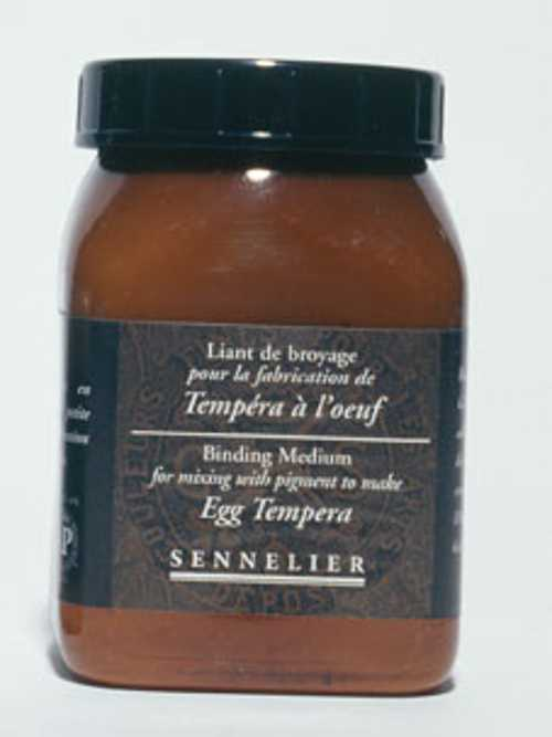 Egg Tempera binding medium 0