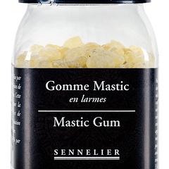 mastic gum tears