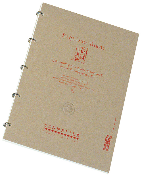 Sktech book Esquisse (D1) white 0