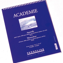 """Académie"" Watercolour pads"